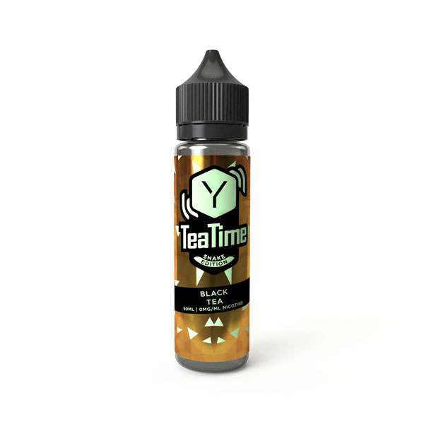 Tea Time Shake and Vape Liquid von LYNDEN